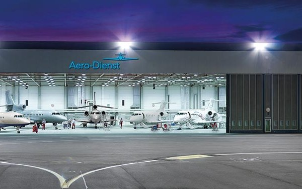 Aero-Dienst completes 120-month Global XRS check for Global Jet