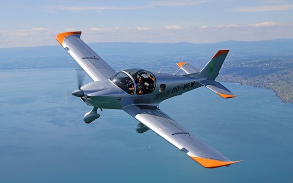 Aero Locarno signed for five additional  Sonaca 200 Trainer Pro aircraft