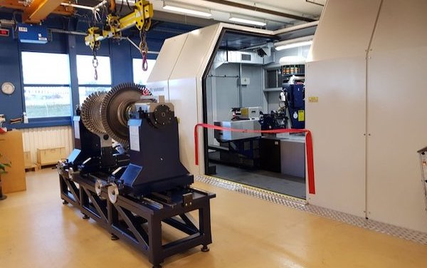 Aero Norway $1.5 million investment in state-of-the-art high speed grinder