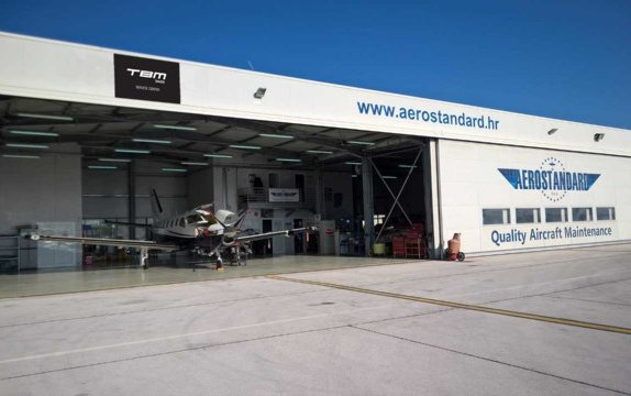 Aero Standard is Daher TBM Service Center in Croatia