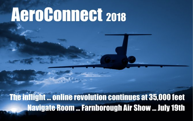 AeroConnect @ Farnborough Air Show
