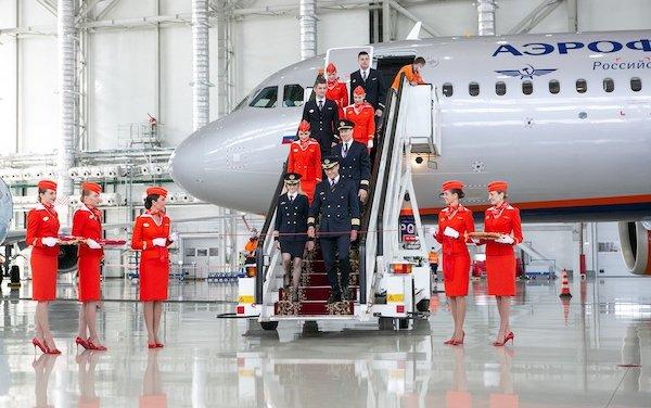 Aeroflot adds first A320neo to fleet