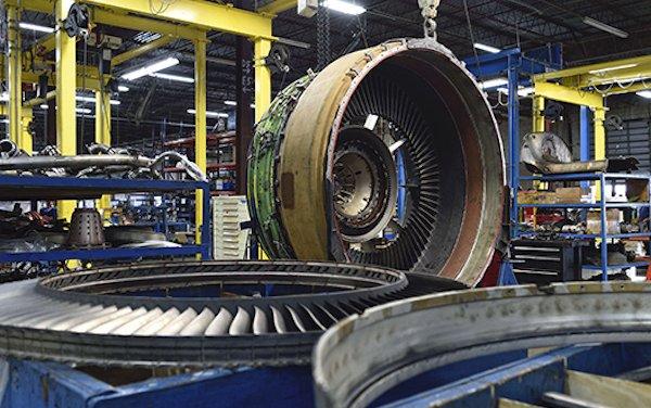 AFI KLM E&M dedicated subsidiary for aircraft teardown business
