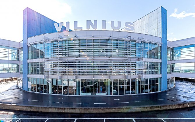 After the runway reconstruction Vilnius Airport is about to start its terminal modernization