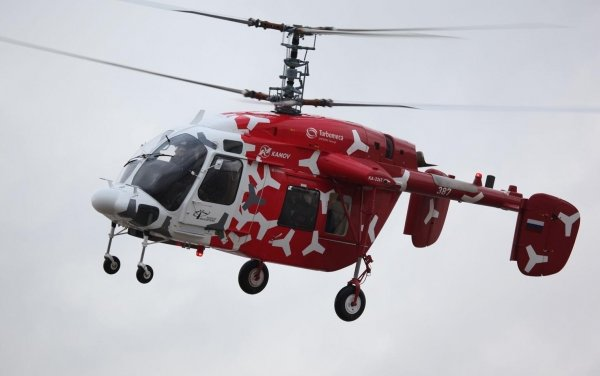 Agreement to jointly produce Ka-226T helicopters