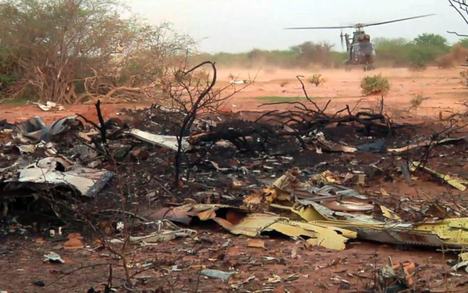 Air Algerie crash in Mali caused by anti-icing failure: report