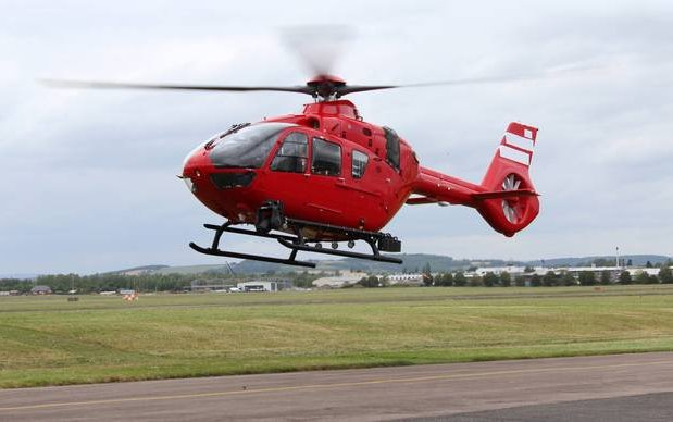 Air Ambulance Northern Ireland confirms Babcock as aviation supplier