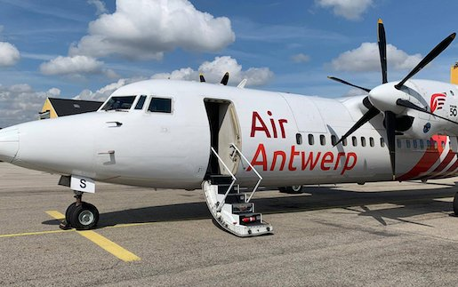 Air Antwerp successfully go-live with AeroCRS