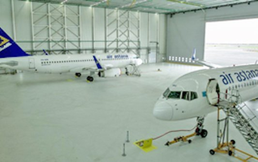 AIR ASTANA CELEBRATES 16th YEAR  WITH OPENING OF NEW AVIATION TECHNICAL CENTRE IN ASTANA