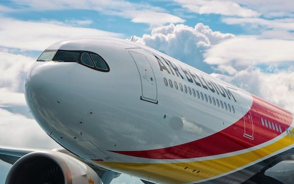 Air Belgium took delivery of its first A330neo
