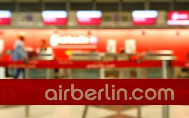 Air Berlin frequent flyer programme files for insolvency