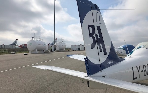 Air BP agreement with BAA Training to include supply of UL91