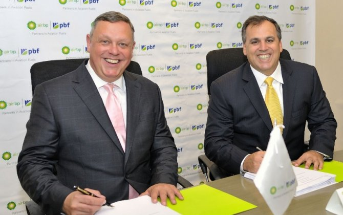 Air BP and PBF sign joint venture agreement in Peru