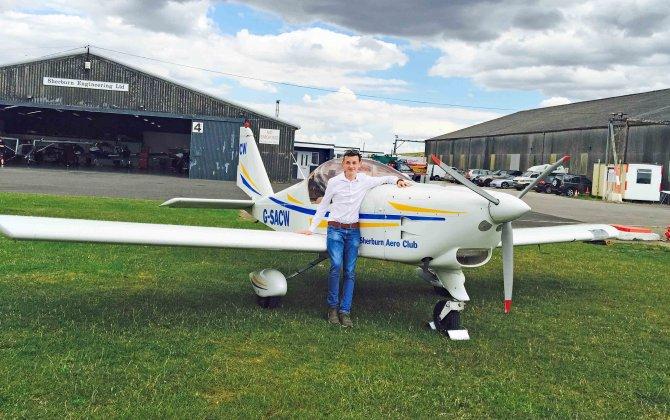 Air BP announces fourth Sterling Pilot scholar amid global pilot shortage
