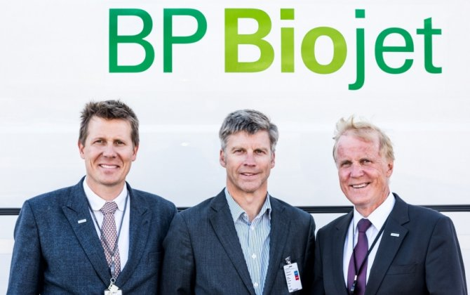 Air BP announces third biojet-supplied location at Bergen Airport, Norway