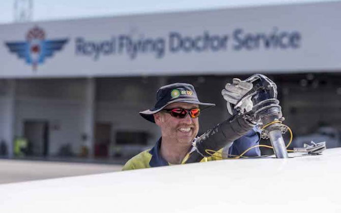 Air BP becomes a National Partner of the Royal  Flying Doctor Service