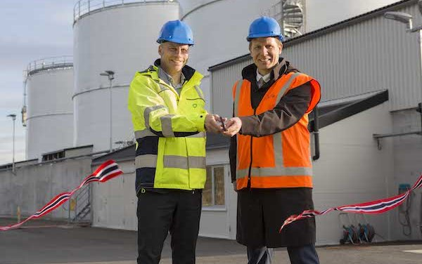 Air BP invests in new fuelling infrastructure  to supply Bergen Airport, Norway