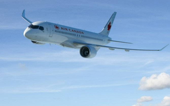 Air Canada and Bombardier Finalize Landmark C Series Order for up to 75 Aircraft