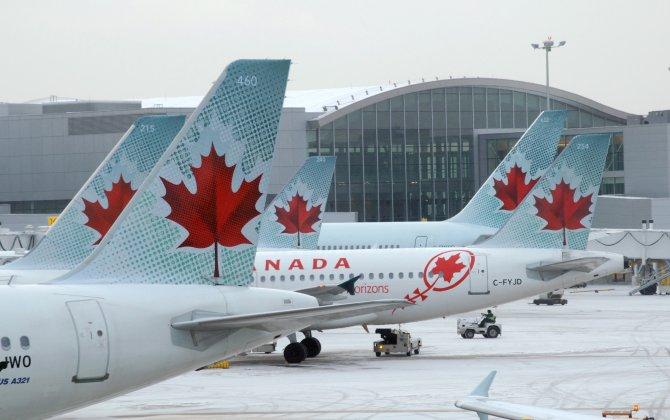 Air Canada reports $101-million profit compared with a loss a year ago