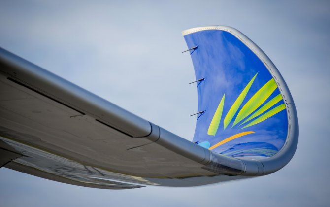Air Caraïbes takes delivery of its first A350-900