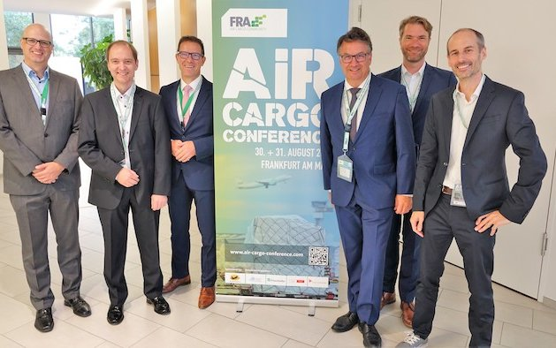 Air Cargo Community Frankfurt - More courage for digitisation