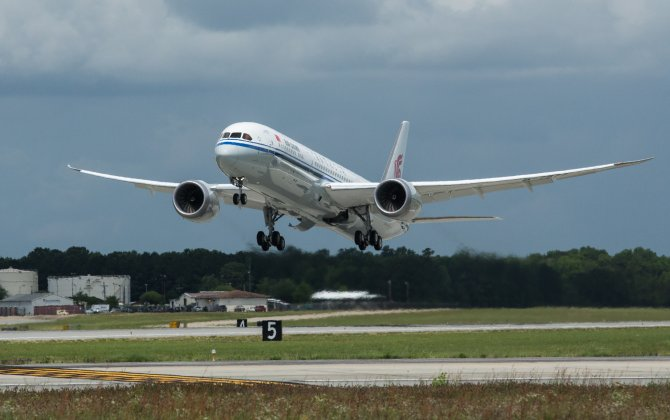 Air China Introduces its First Boeing 787-9 Dreamliner