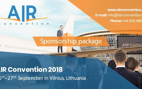 AIR Convention bringing aviation industry giants to the Center of Europe