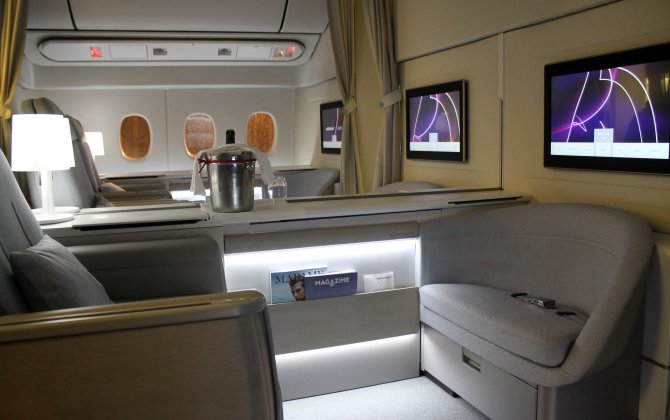 Air France, KLM debut new cabins on Houston 777 flights