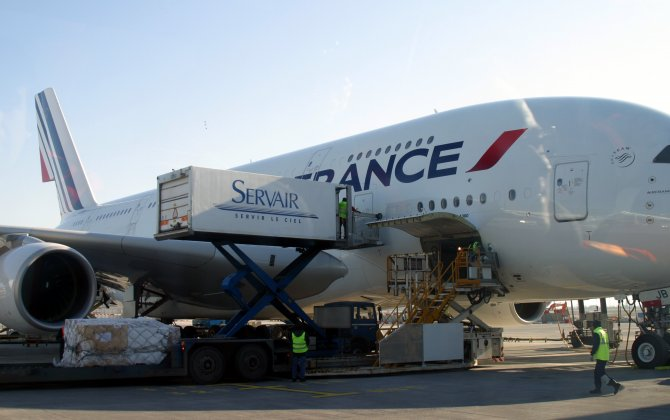 AIR FRANCE - KLM finalizes the transaction to sell 49.99% of the Servair share capital