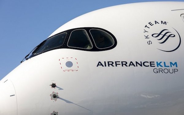 Air France new A350  offers Inmarsat GX Aviation advanced connectivity
