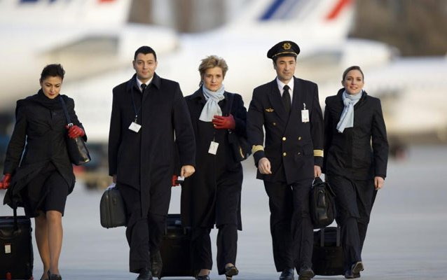AIR FRANCE presents a draft agreement to the pilot unions