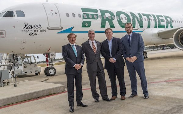 Air Lease Corporation takes delivery of its first U.S.-manufactured A321 aircraft