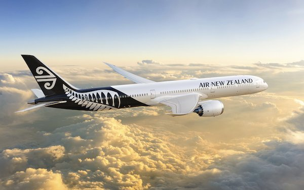 Air New Zealand Order for Eight Boeing 787-10 Dreamliners is finalized