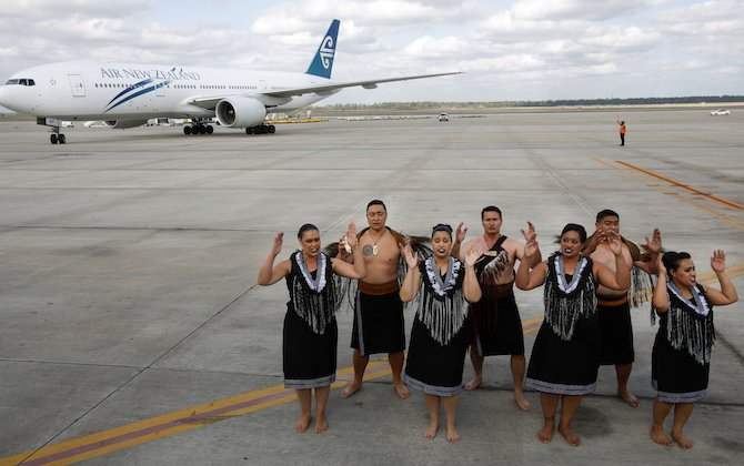 Air NZ boosting Houston to daily over summer