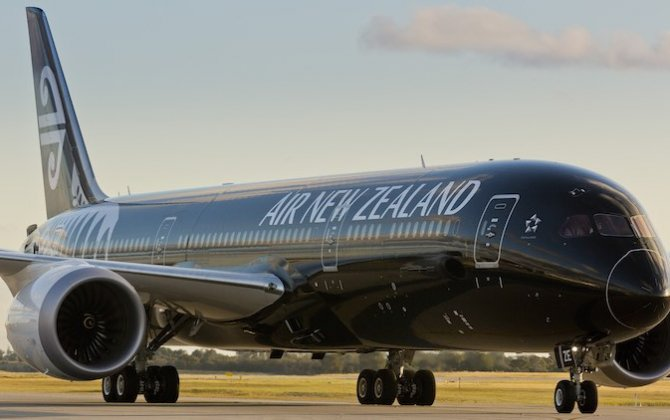 Air NZ to use 787 on Perth-Christchurch seasonal route