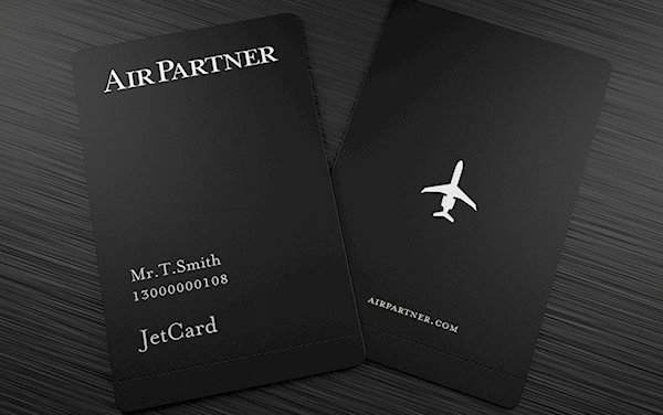 Air Partner announces further JetCard enhancements