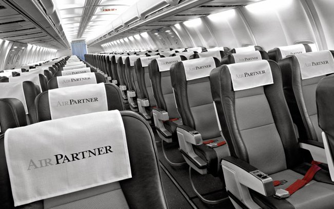 Air Partner comments on the rise of the VIP Airliner