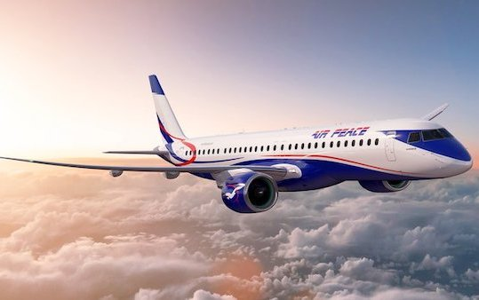 Air Peace becomes the First E195-E2 Operator in Africa