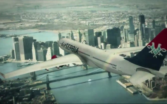 Air Serbia flies into the Big Apple, with help from its friends  Etihad