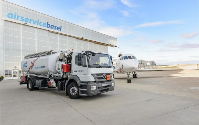 Air Service Basel supports traffic for Art Basel 2017