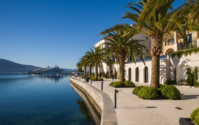 Air tickets for Baku-Tivat flights are available on AZAL's website