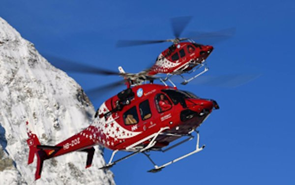Air Zermatt celebrates 50 years of operations with new Bell 429 delivery