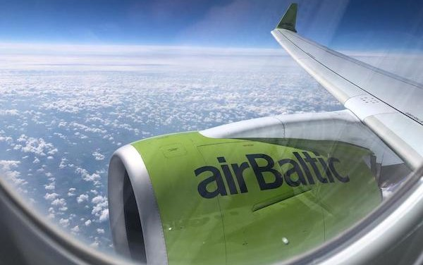 airBaltic - 37% more passengers in May & new route between Riga and Corfu