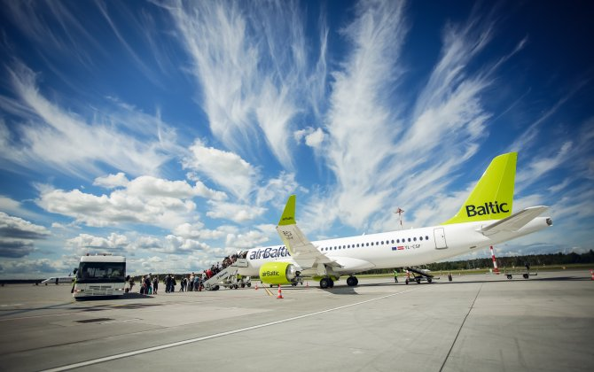 airBaltic Announces First Five New Destinations for Summer 2018