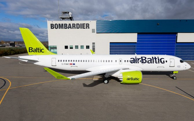 airBaltic Announces World Debut of CS300