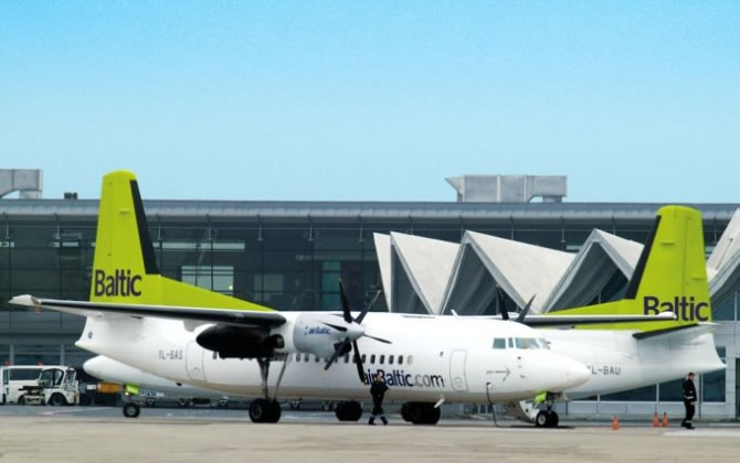 airBaltic Awarded for Exceptional Performance