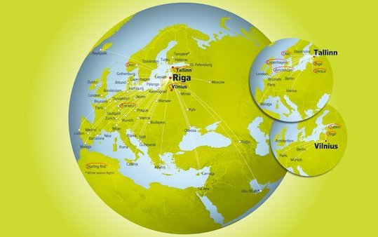 airBaltic back in the sky: restarts flights from Riga to Helsinki, Munich and Berlin