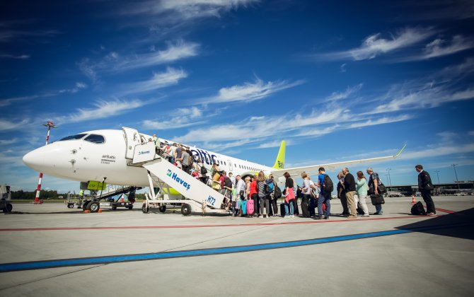 airBaltic Carries Record Number of Passengers for Second Month in a Row