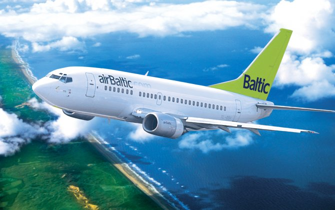 airBaltic Celebrates 20 Years in Minsk