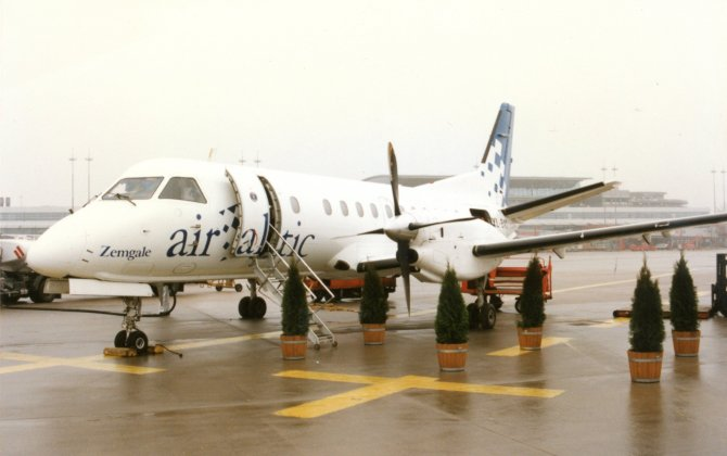 airBalticCelebrates 22 Years in the Air